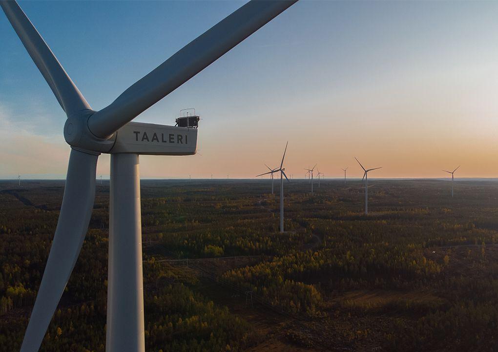 Murtotuuli Wind Farm, Finland