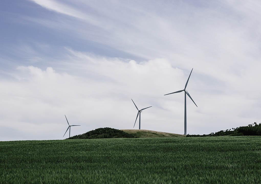 Oltava Wind Farm, Finland