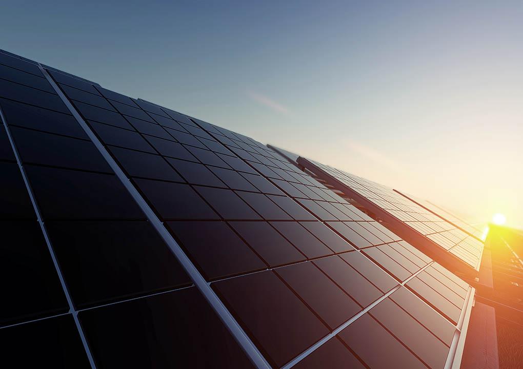 Baynouna solar project, Jordan
