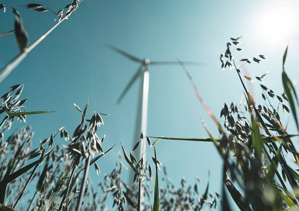 Slageryd Wind Farm, Sweden